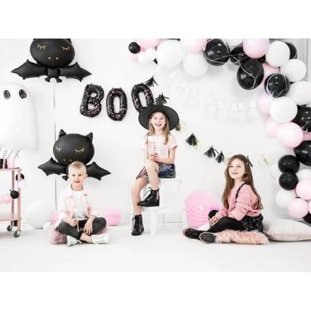 Foil Ballons BOO 65x35cm mélanger