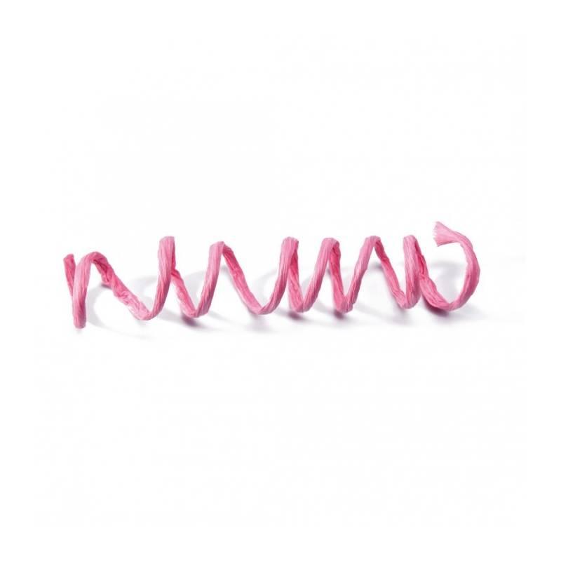 Corde à croller 2mm - Couleur rose