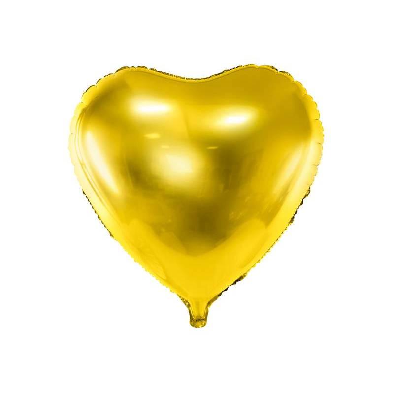Foil Ballons Heart 45cm or