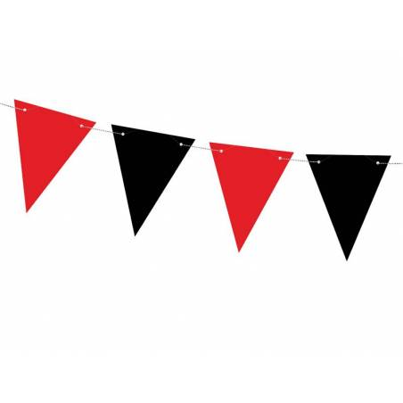 Bunting Pirates Party mélange 13 m