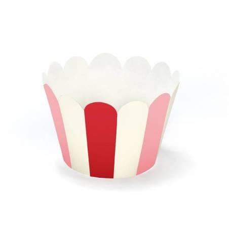 Emballages pour petits gâteaux Sweet Love 5x7.5x 5cm