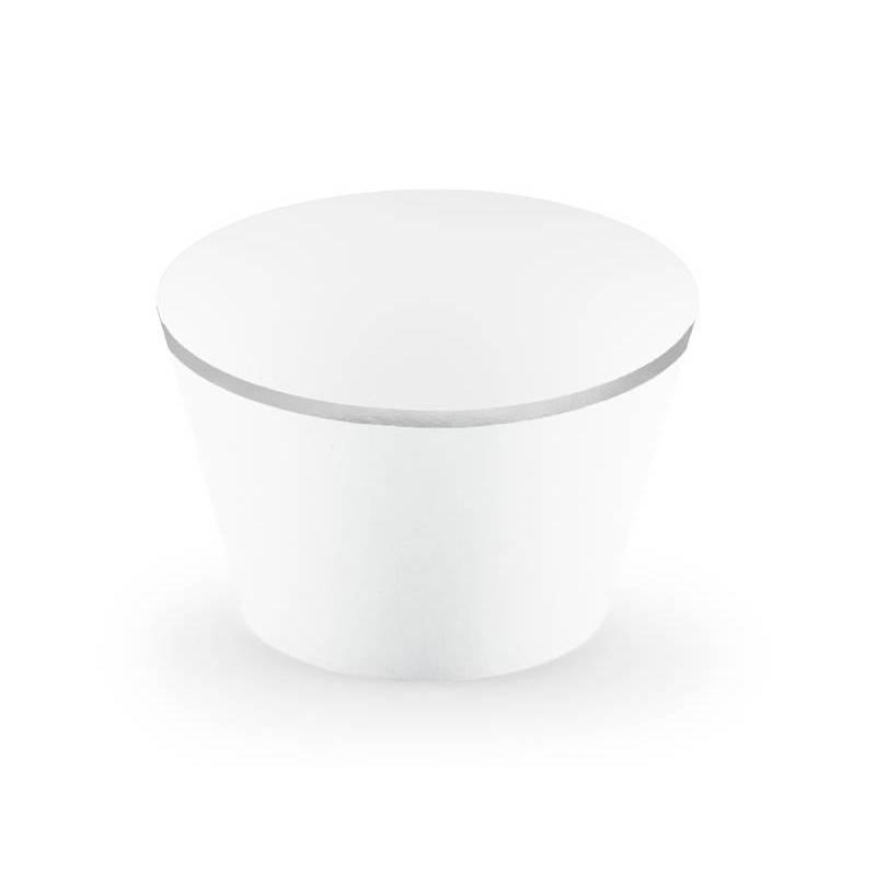 Emballages pour petits gâteaux 48 x 76x46cm blanc