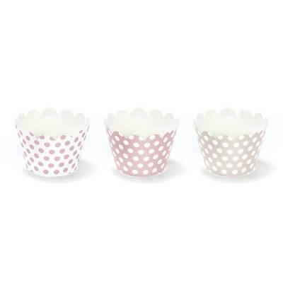 Emballages à cupcakes Bonbons mélanger 5 x 75 x 5 cm