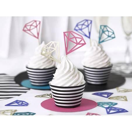 Emballages de petits gâteaux 4.8x7.6x5cm