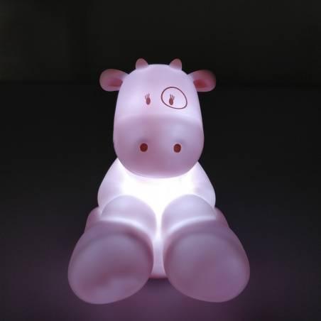 Veilleuse LED Lola allumée