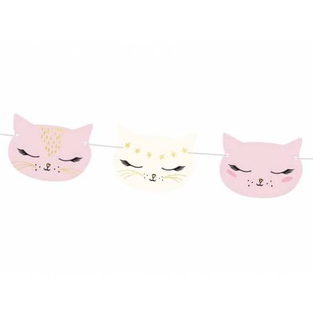 Garland Cat mélange 1.4m