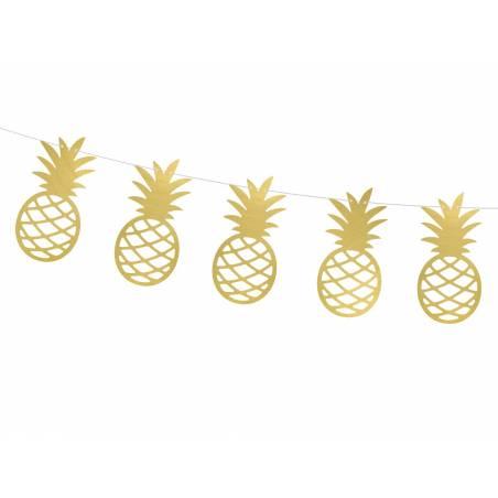 Guirlande Aloha - Ananas