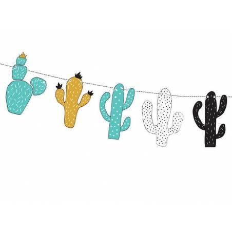 Garland Dinosaurs - Cactus 1.3m