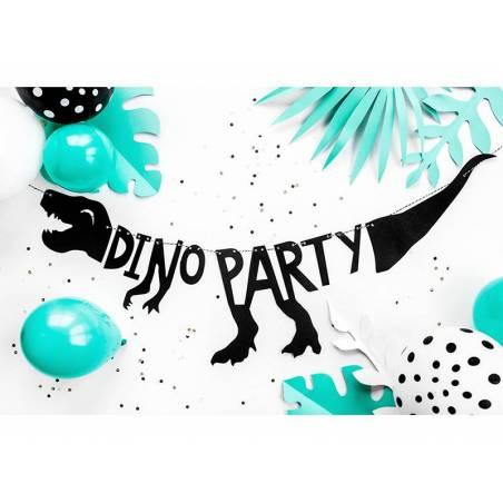 Bannière Dinosaures - Dino Party 20x90 cm