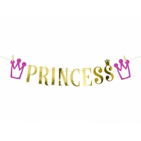 Bannière Princesse 135x90 cm