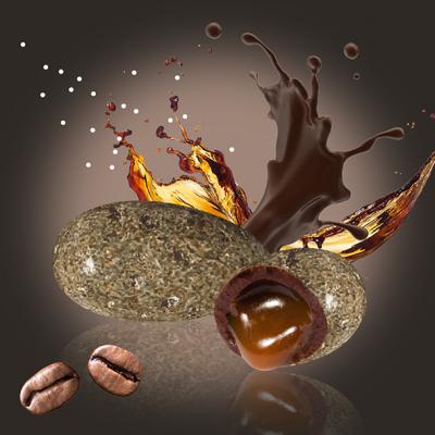 LiquiCroc Cœur de Caramel Café