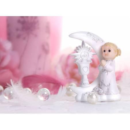 Figurine Première Communion Fille 9cm