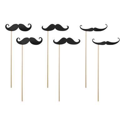 Les accessoires Moustache