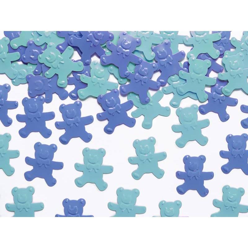 Confetti Bears bleu et bleu ciel 15g