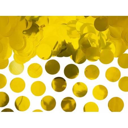 Cercles Confettis or 15g