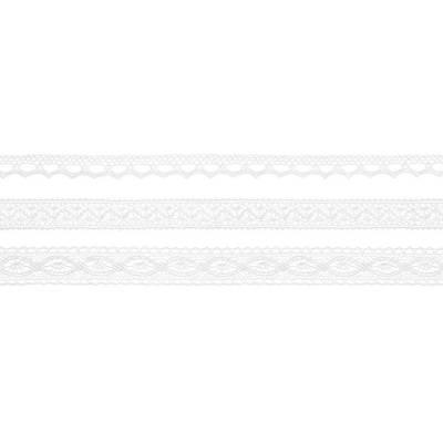 Lacets blancs