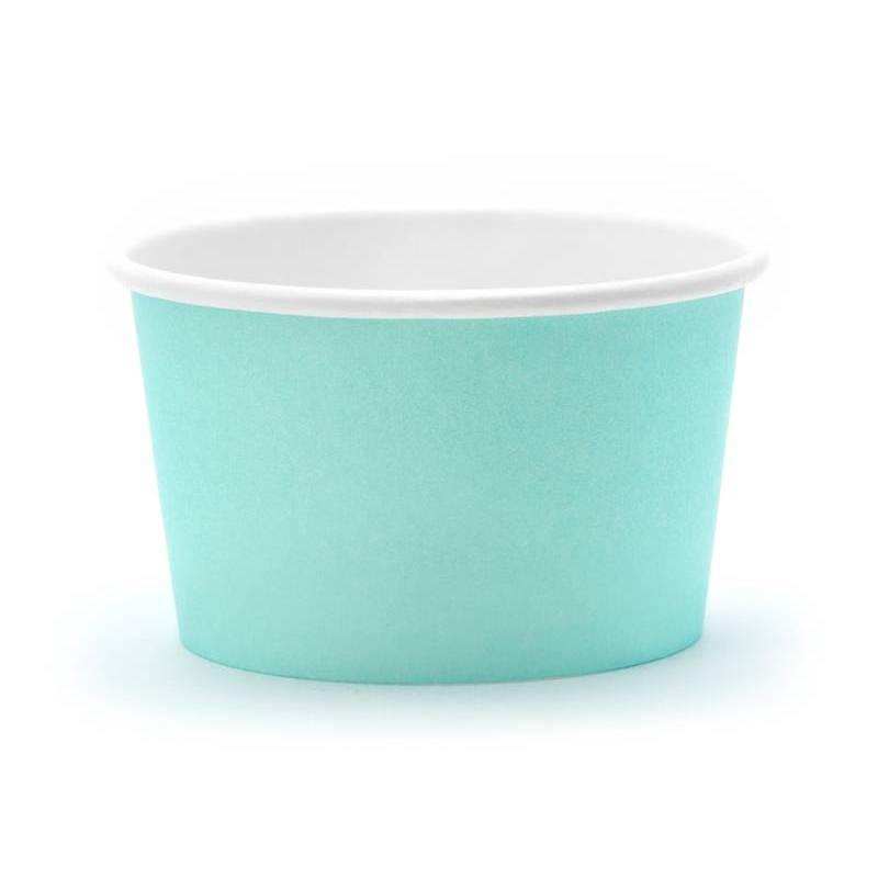 Coupes à glace Aloha turquoise 170 ml