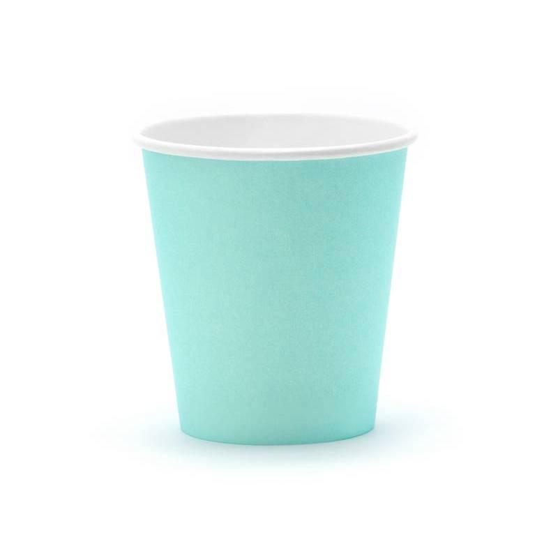 Gobelet Aloha turquoise 180 ml