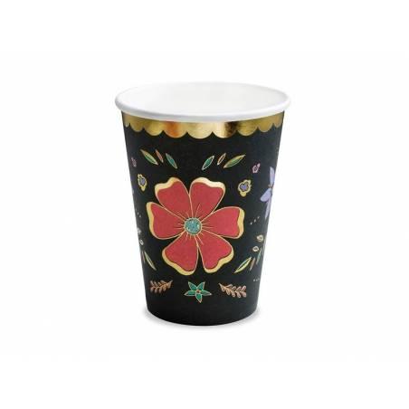 Tasses Dia de los Muertos mélanger 220 ml