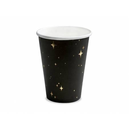 Gobelets noir 260 ml