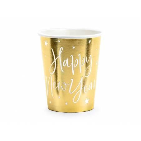 Tasses Happy New Year or 220ml