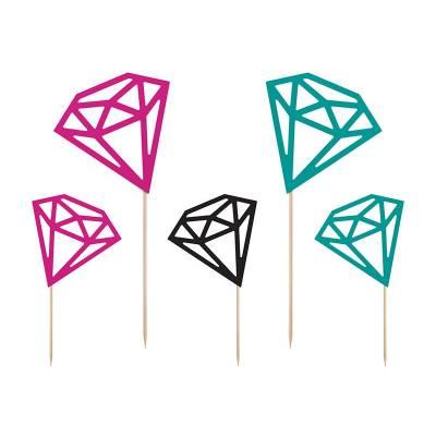 Diamants Toppers 125-255 cm