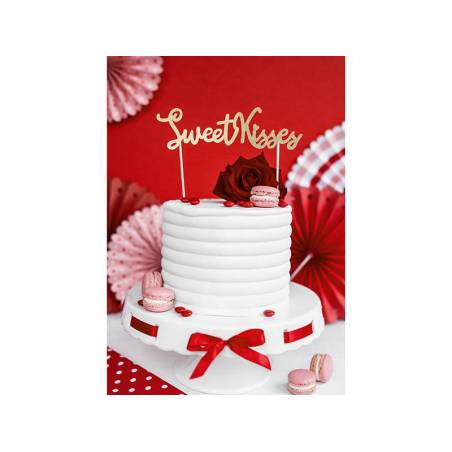 Cake topper Sweet Love - Doux Bisous