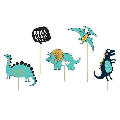 Dinosaures Toppers 10.5-20cm
