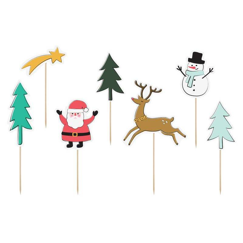 Toppers Merry Xmas 125-185 cm