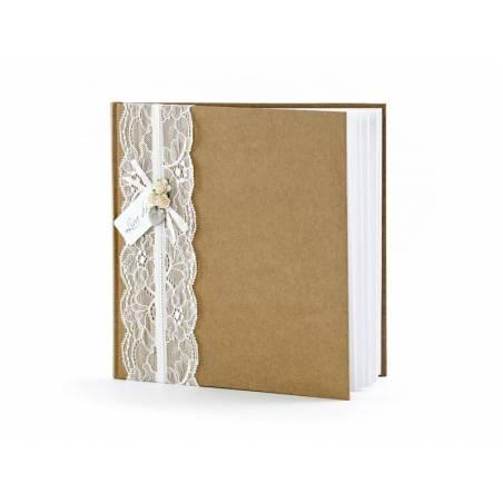 Livre d'or 205 x 205 cm 22 pages