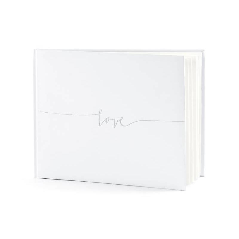 Livre d'or Love 24x18.5cm 22 pages