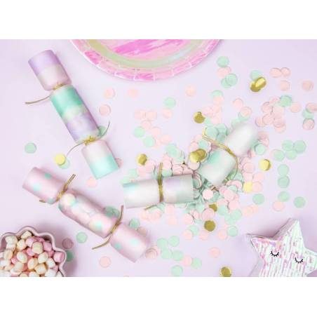 Confettis Cracers mélanger 3x17x35cm