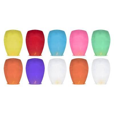 Lanternes célestes mélange 37 x 53 x 95 cm