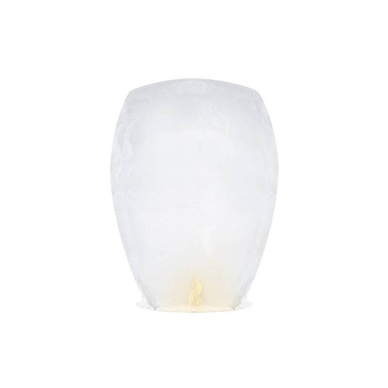 Lanterne céleste blanche 37 x 53 x 95 cm