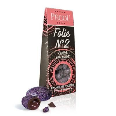 N°2 Framboise Violette