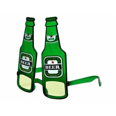 Verres Bouteilles De Bière