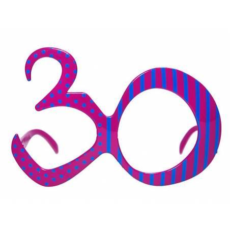 Lunettes 30 fuchsia
