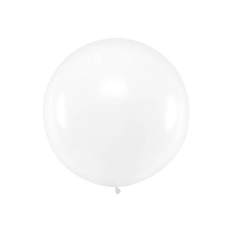 Ballon rond 1m Pastel Clair