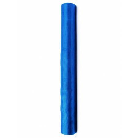 Organza Plain turquoise foncé 036 x 9m