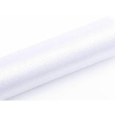 Organza Uni blanc 016 x 9m