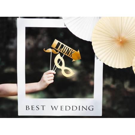 Kit cadre photo Selfie - Meilleur mariage