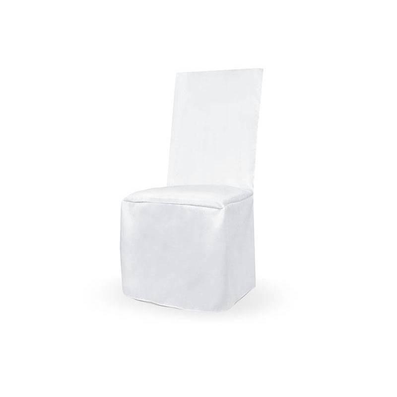 Housse de chaise IHS blanc
