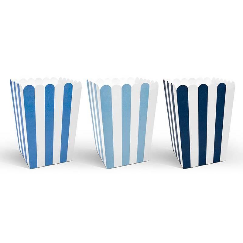 Boîtes décoratives pour pop-corn - Petit avion mélanger 75 x 75 x 125 cm