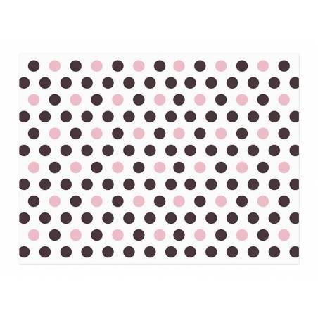 Sets de table en papier Bonbons mélange 40 x 30cm