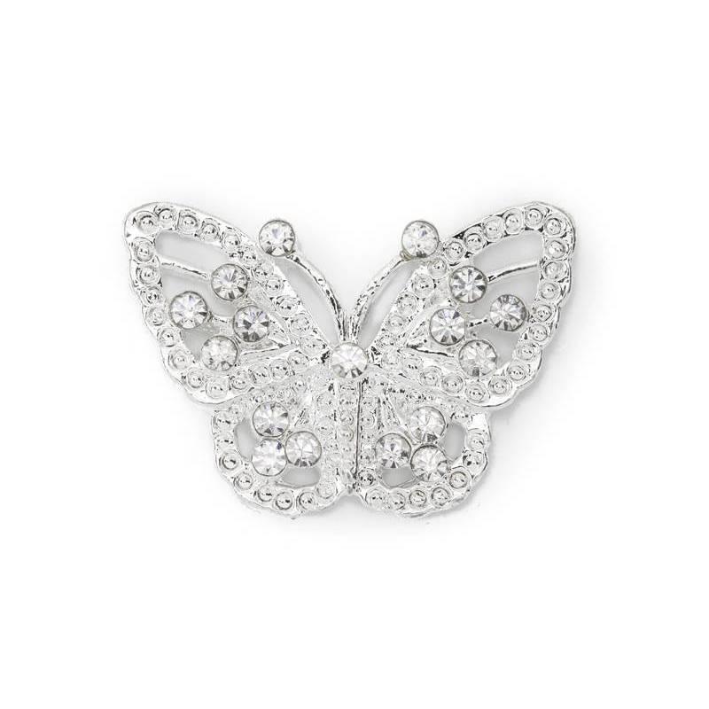 Embellissement de papillon 20 x 30 mm