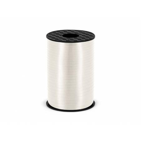 Ruban en plastique blanc 5mm / 225m