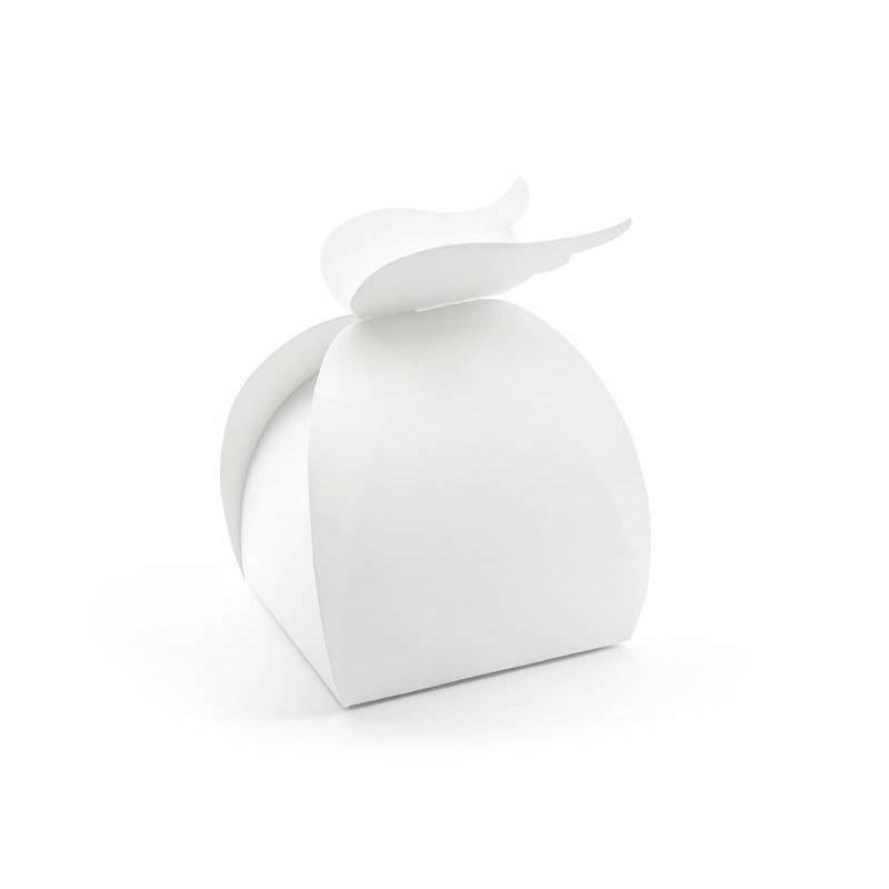 Boîtes - Ailes blanches 85x145x85cm