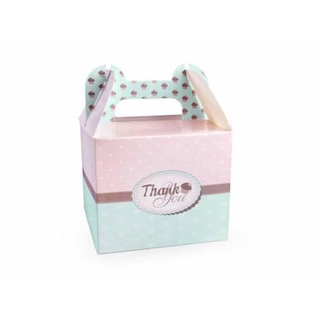 Boîtes à gâteaux décoratifs