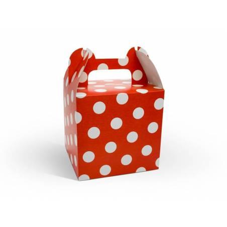 Boîtes décoratives pour bonbons Coccinelle mélange 87 x 87 x 125 cm