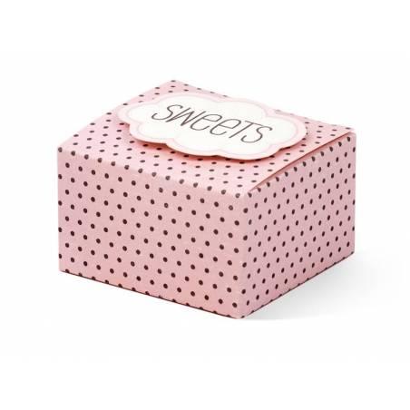 Boîtes avec un nuage Bonbons mélanger 6 x 55 x 4 cm